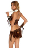 B.C. Beauty Sexy Cavewoman Costume