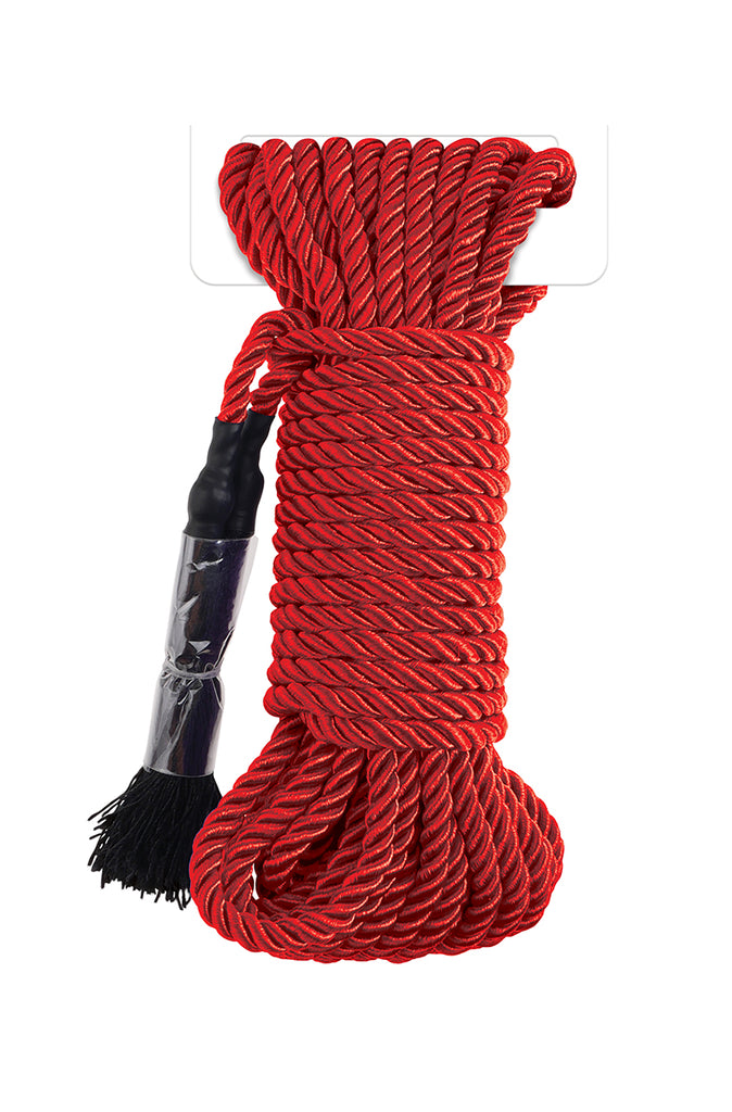 Deluxe Silky Rope in Red