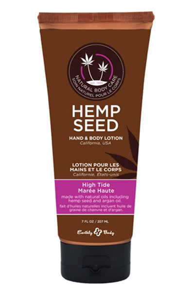 Hemp Seed Hand and Body Lotion - High Tide