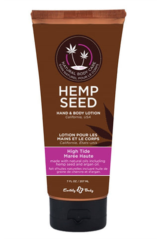 Hemp Seed Hand and Body Lotion - Guavalava