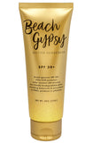 Beach Gypsy SPF 30+ with Gold Glitter