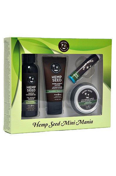 Hemp Seed Mini Mania Kit - Guavalava