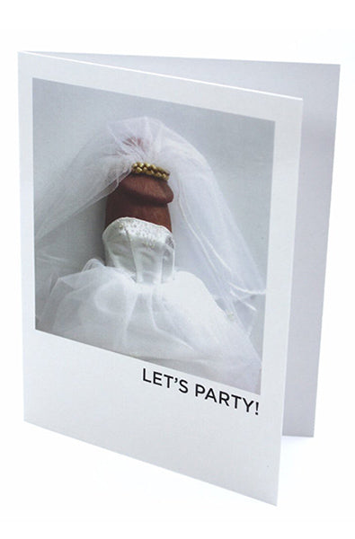 Dicture Bridal Greeting Cards