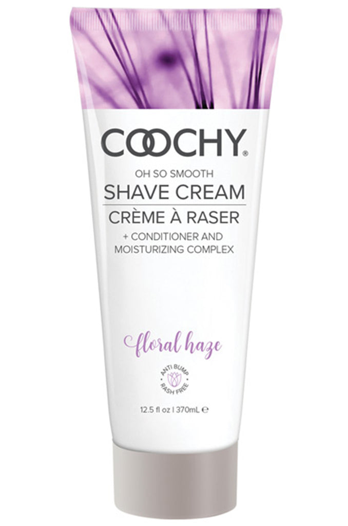Coochy Rash Free Shave Cream in Floral Haze