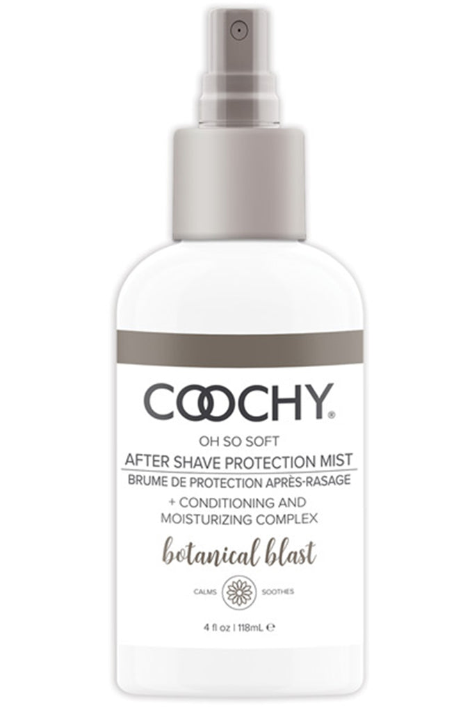 Coochy After Shave Protection Mist in Botanical Blast