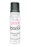 Pink Sparkle Toy Cleaner