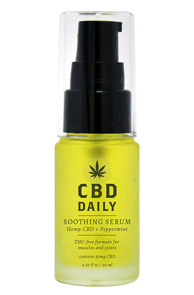Cbd Soothing Serum - thewhiteunicorn
