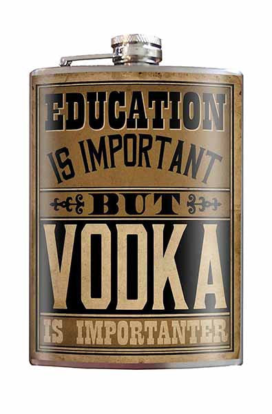 Education is Importanter Flask