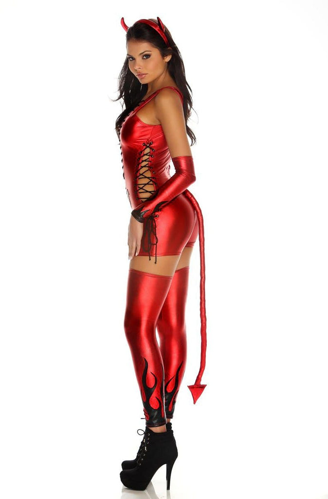 Illuminaughty Sexy Devil Costume