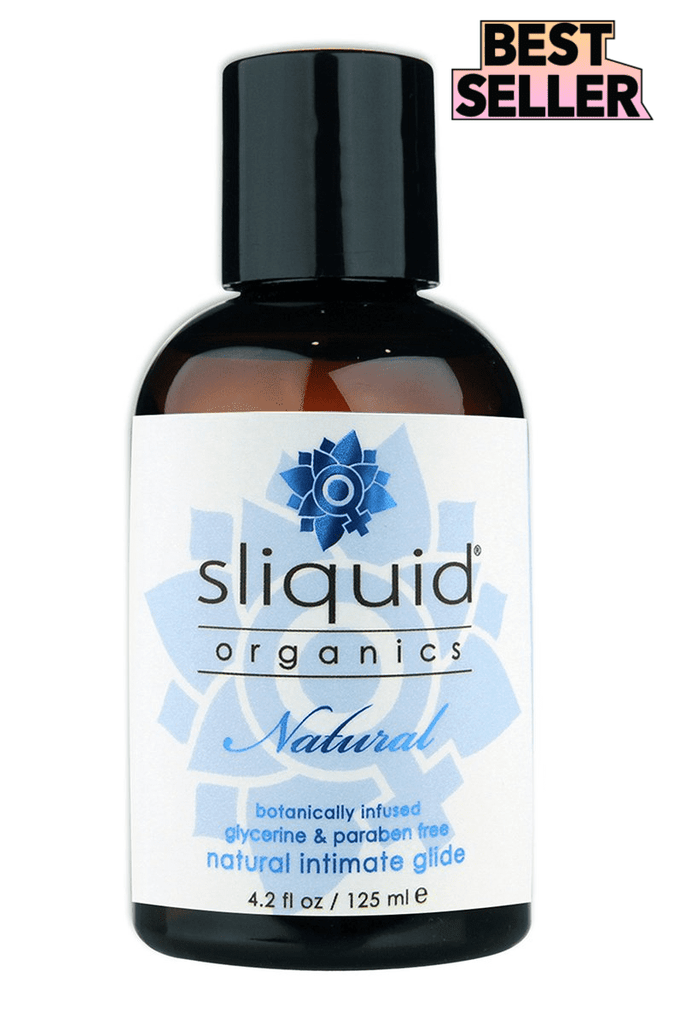 Sliquid Organics Natural Lubricant - thewhiteunicorn