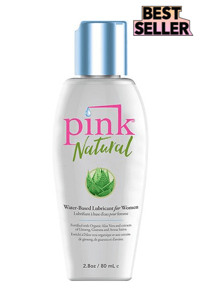 Pink Natural - thewhiteunicorn