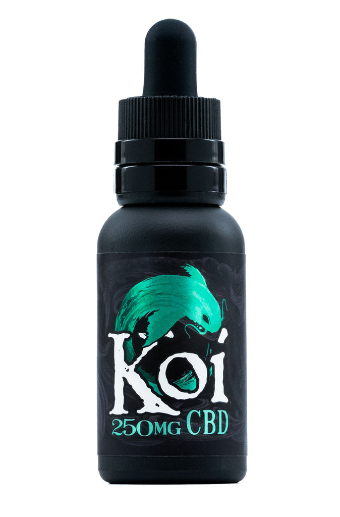 Koi CBD Vape Juice in Watermelon Green Apple Sour