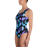 Cosmic Crystal Swimsuit