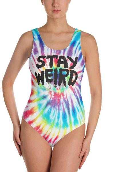 Stay Weird Swimsuit