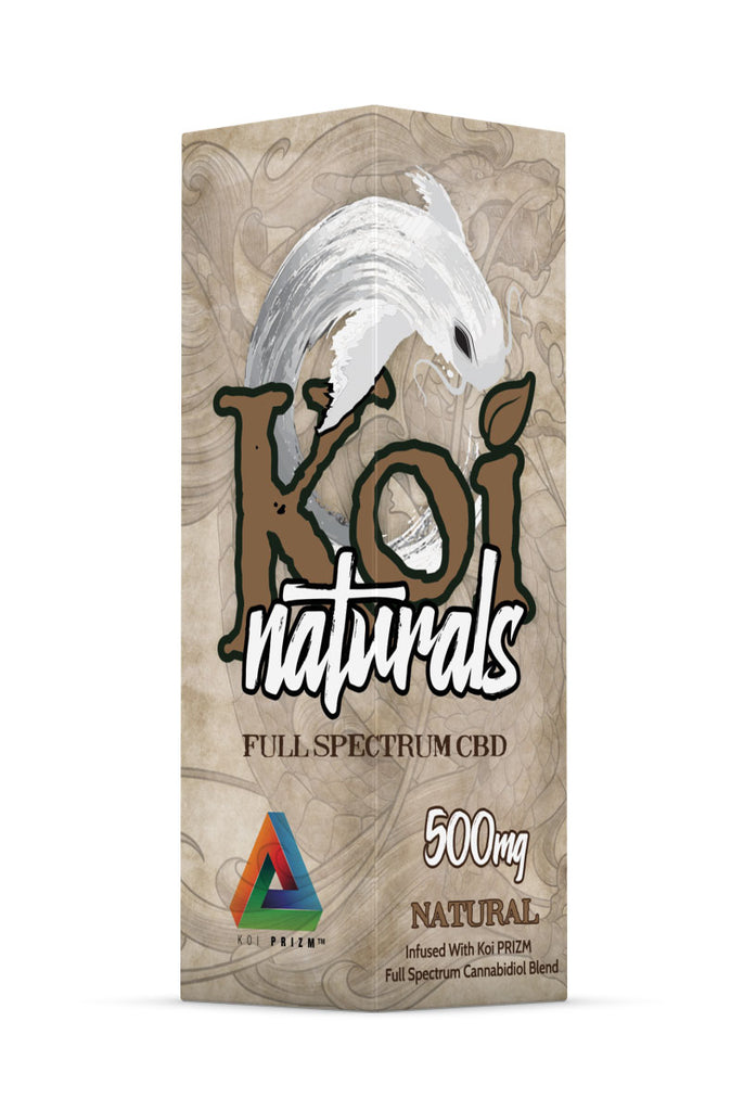 Koi Naturals CBD Oil in Natural