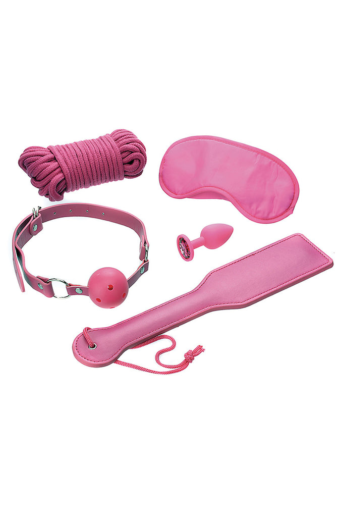 Introductory Bondage Kit # 5 in Pink