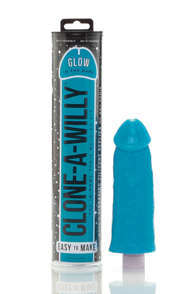 Clone A Willy in Blue Glow In The Dark