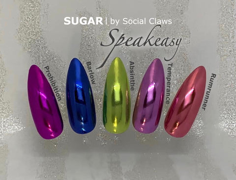 SUGAR | Chromageddon Speakeasy™