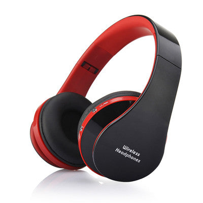 Foldable Wireless Stereo Headset - Handsfree - Virtual Realiteaz - 1