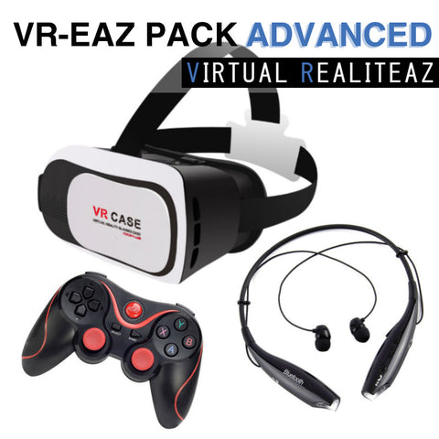 VR-EAZ PACK Advanced - Virtual Realiteaz - 1