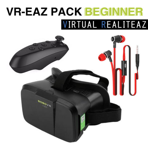 VR-EAZ PACK Beginner - Virtual Realiteaz - 1