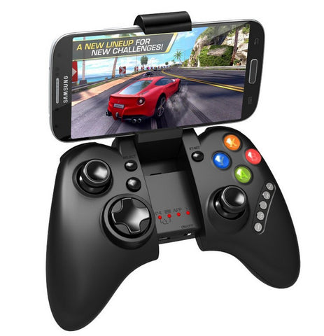 Wireless Bluetooth Gaming Joystick for Cell Phone and Tablet - Virtual Realiteaz - 1