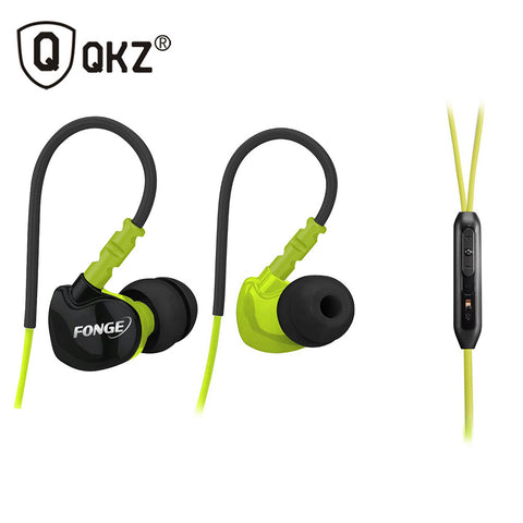 Sweat and Waterproof Running Earphones - Virtual Realiteaz - 1