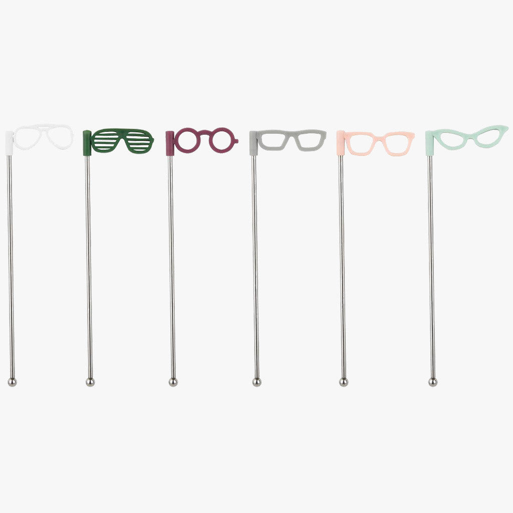 Glasses Stir Sticks