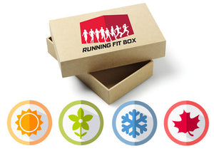Quarterly Running Box Subscription