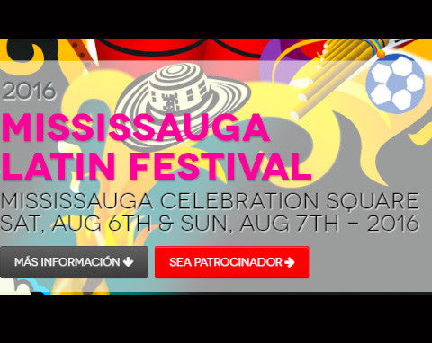 Colombia en Mississauga August 6-7