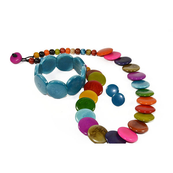 Button Tagua Set