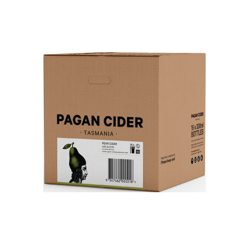 Pear Cider 16 x 330ml Bottle Carton   4.5% Alc/Vol