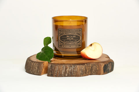 Apple + Oak Fall Candle