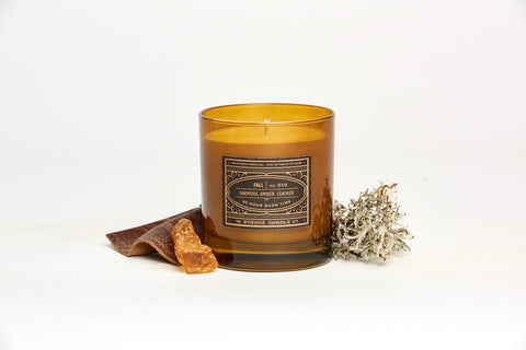 Oakmoss + Amber Fall Candle