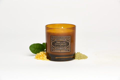 Green Tea + Zest Spring Candle