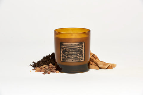 Sandalwood + Musk Summer Candle