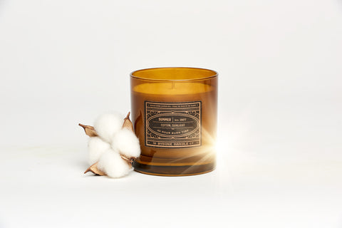 Cotton + Sunlight Summer Candle