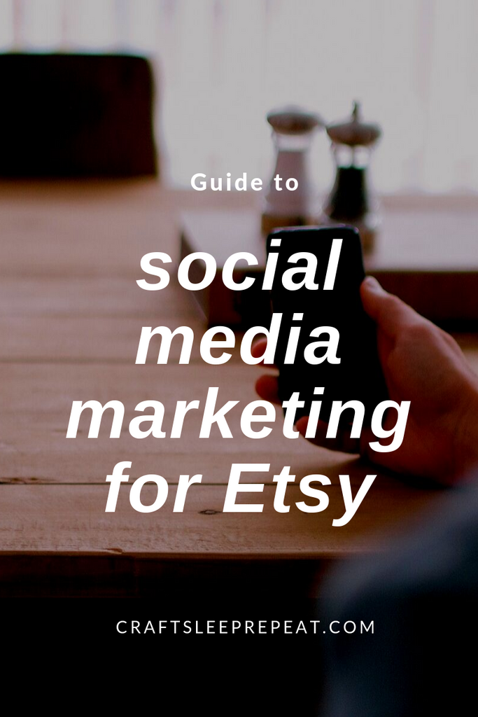 Etsy: The Easy Way to Market on Social Media