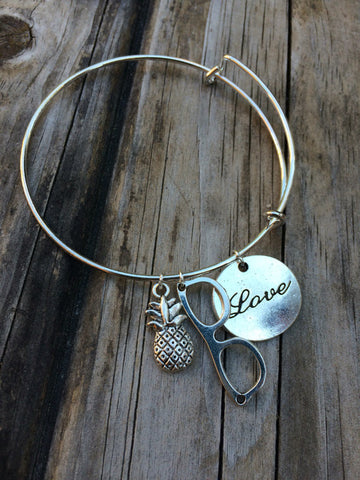 Pineapple Love Bracelet
