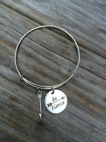 Be Fierce bracelet