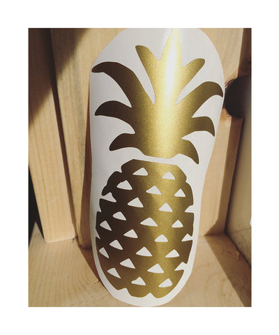 Pineapple Vinyl Decal