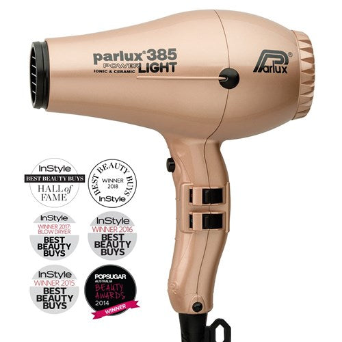 Parlux 385 Power Light Ceramic And Ionic Hair Dryer