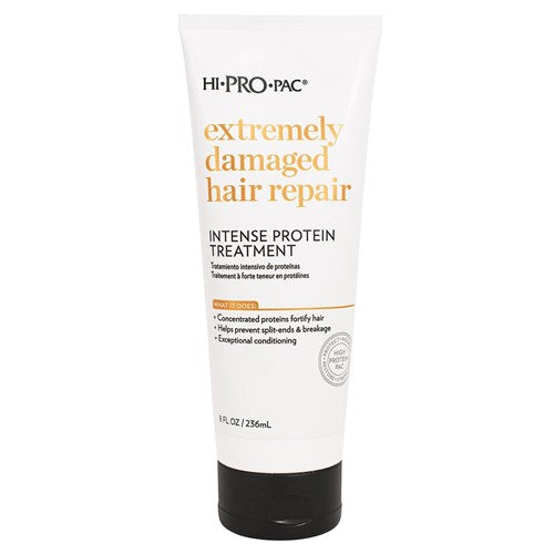 Hi Pro Pac Extremely Damaged Hair Intense Protein Treatment 237ml