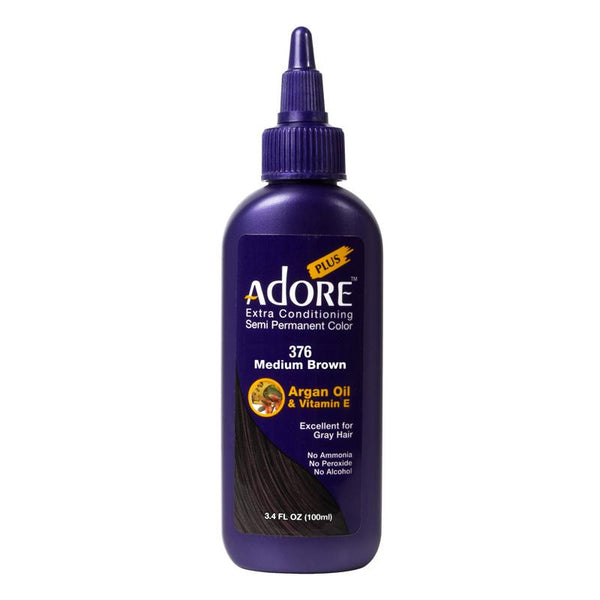 Adore Plus Medium Brown #376 100ml