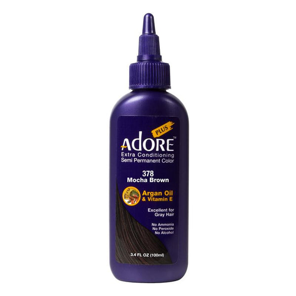 Adore Plus Mocha Brown #378 100ml