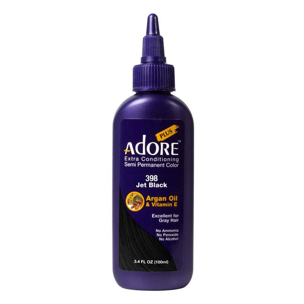 Adore Plus Jet Black #398 100ml