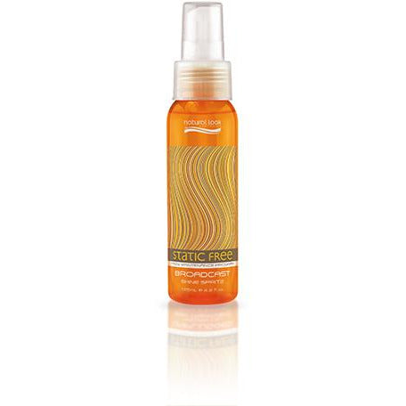 Natural Look Broadcast Shine Spritz 125ml