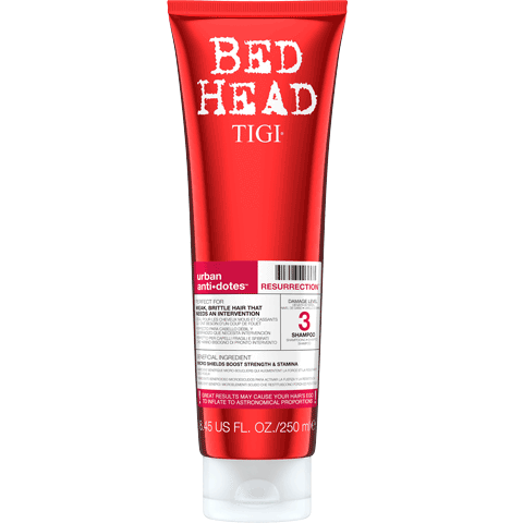 Bed Head by TIGI Resurrection Shampoo 250ml