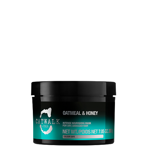 Catwalk Oatmeal & Honey Intense Nourishing Mask 200g