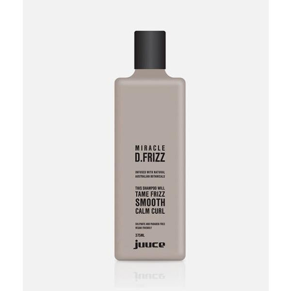 Juuce Miracle D-Frizz Smoothing Shampoo 375ml